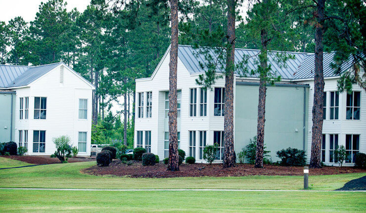 Lake Blackshear Accommodations Villas