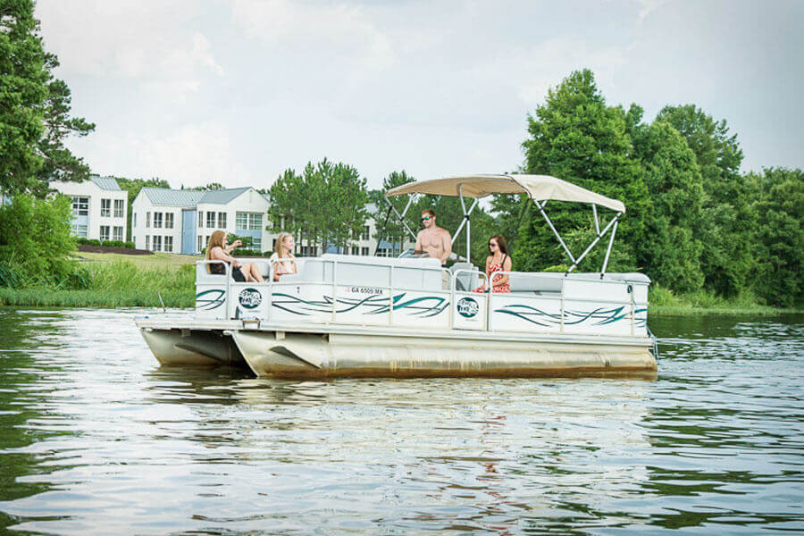 Lake Blackshear Activities Boating