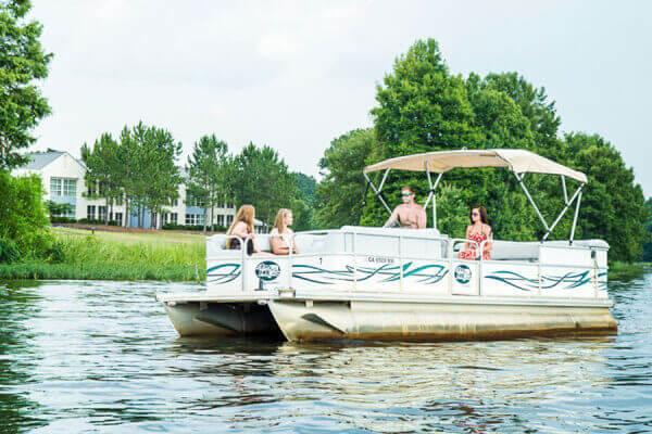 Lake Blackshear Activities Marina 1