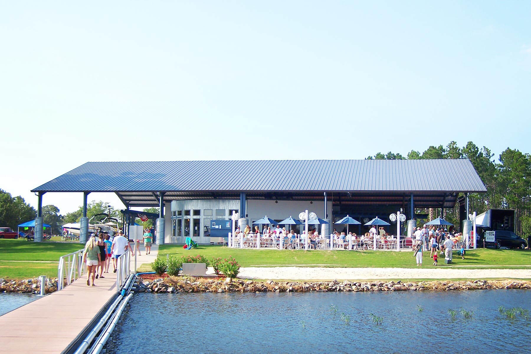 Lake Blackshear Dining Cypress Grill