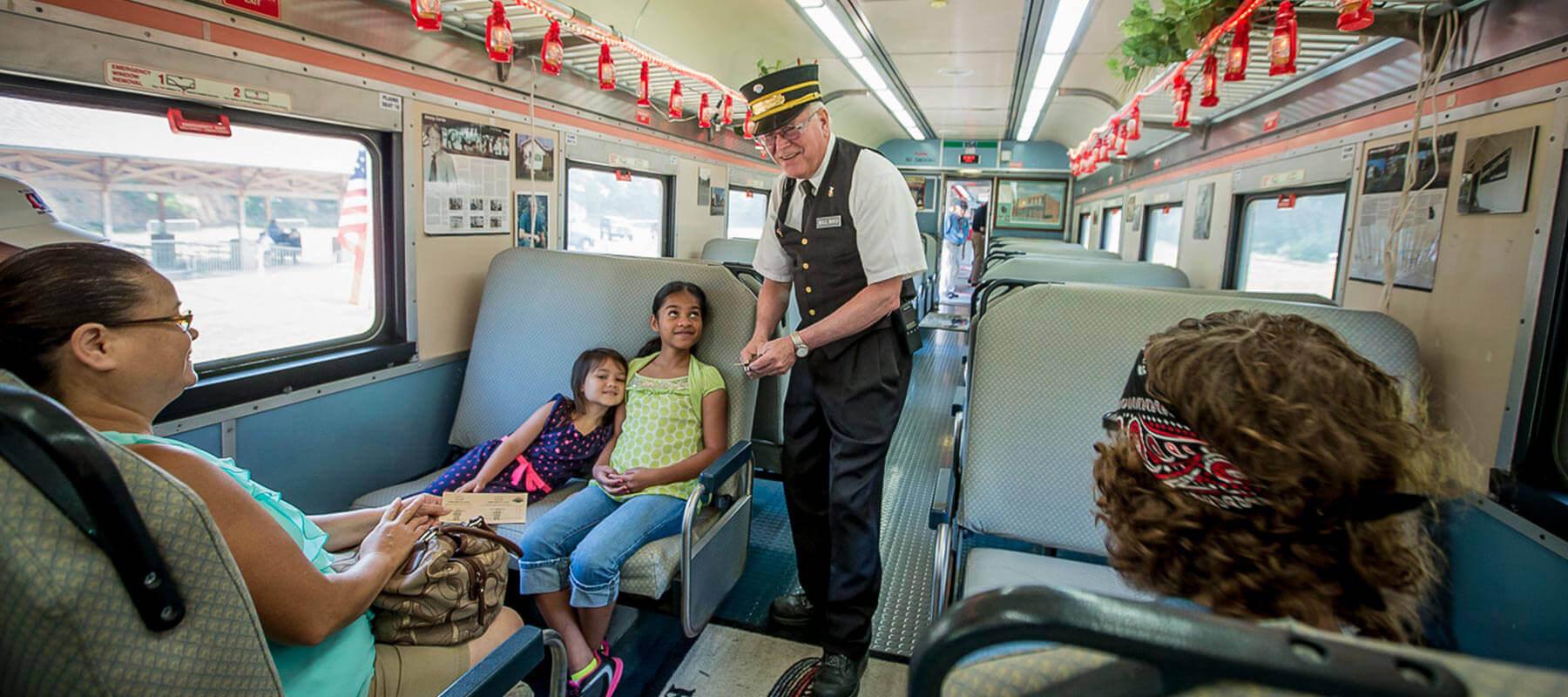 Lake Blackshear GA Veterans Park SAM Shortline Train Slider 3
