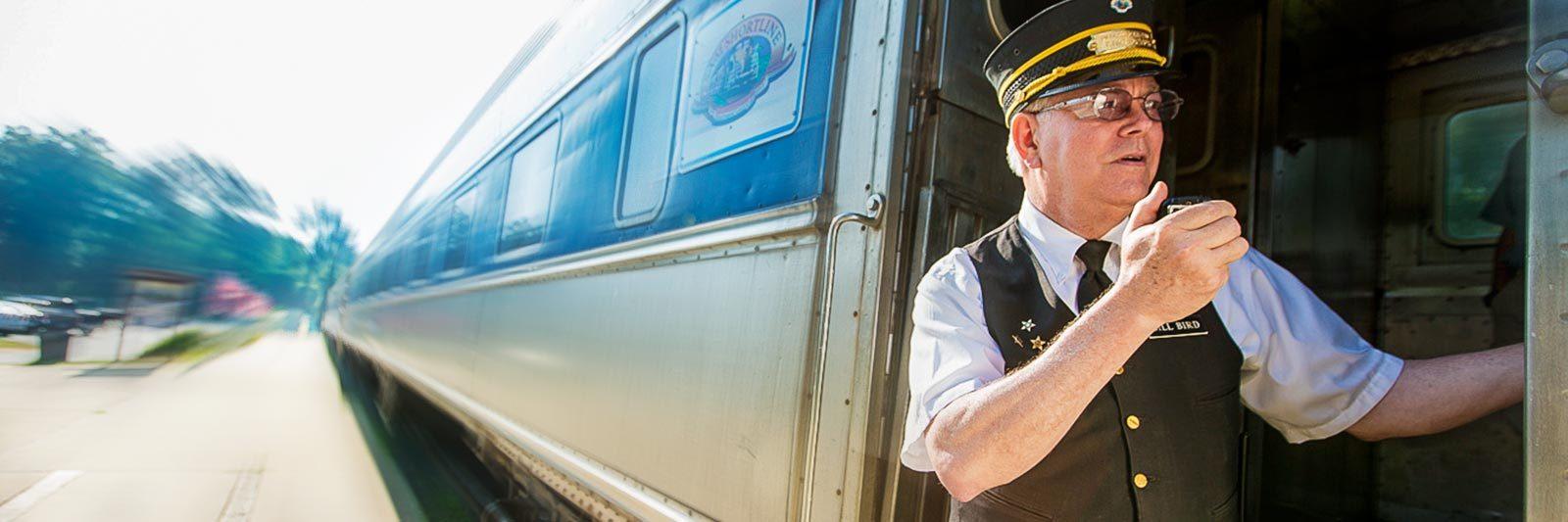 Lake Blackshear GA Veterans SAM Shortline Train 1