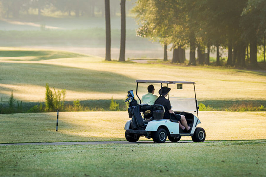 Lake Blackshear Golf Golf Packages Break Way Package