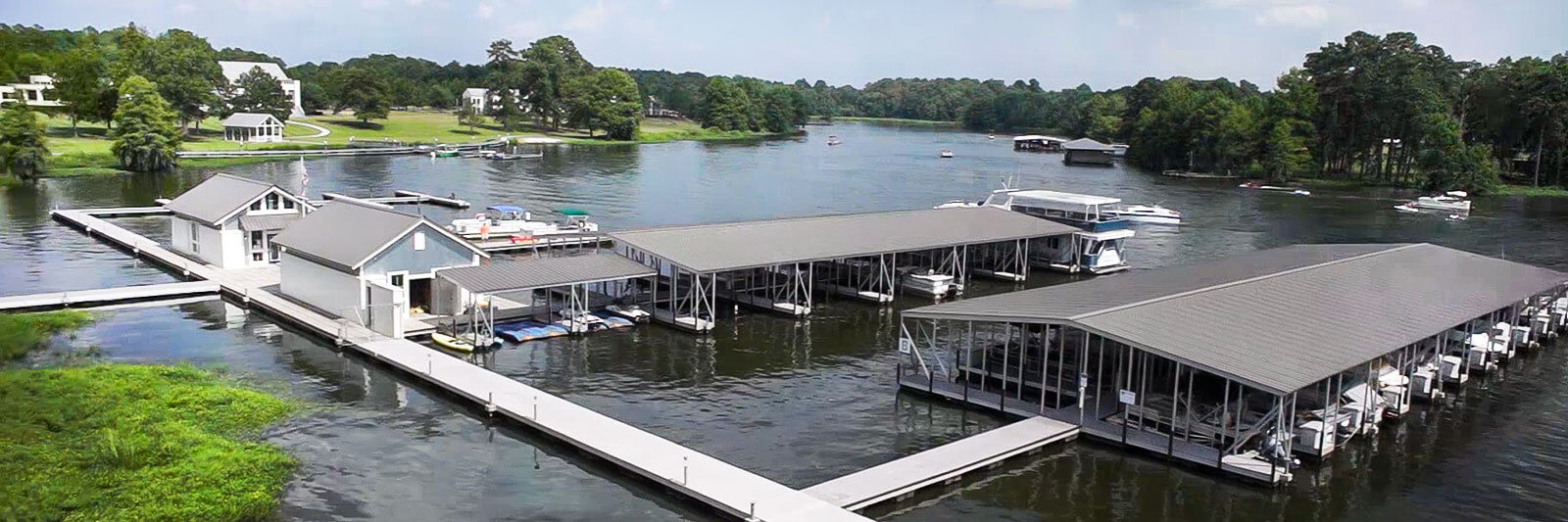 Lake Blackshear Marina 3
