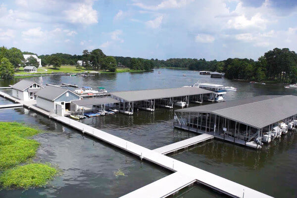 Lake Blackshear Marina Boating 11