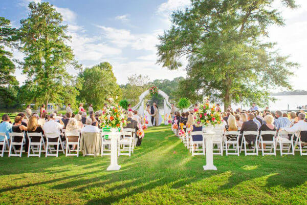 Lake Blackshear Wedding Venues