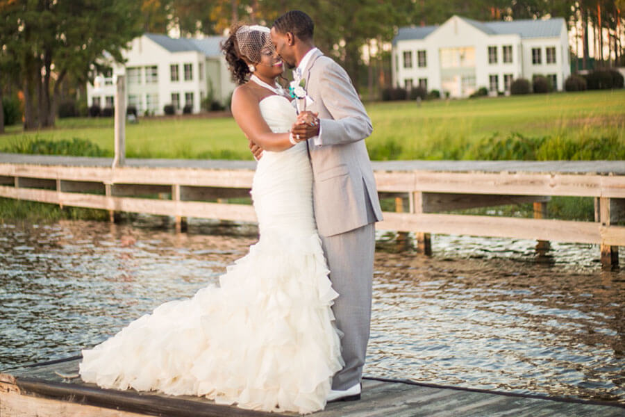 Lake Blackshear Weddings Wedding Packages Waters Edge Wedding Package
