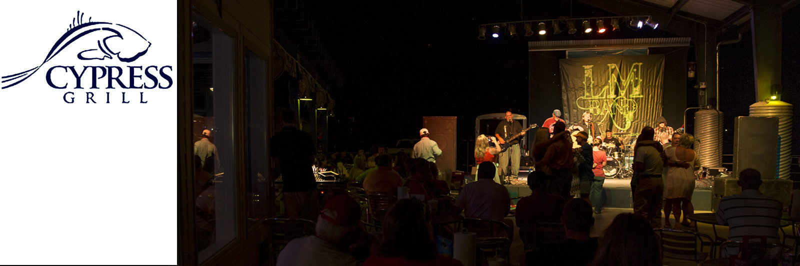 Lake Blackshear Header Concert at Cypress Bar and Grill