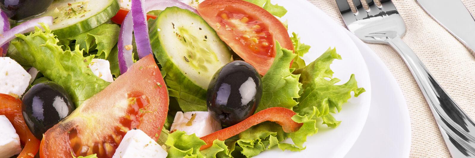 Lake Blackshear Header Lunch Salad
