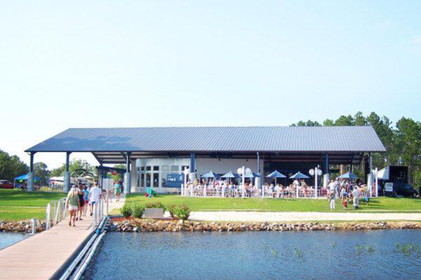 Cypress Grill at Lake Blackshear x